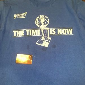 Time is now - Mavs